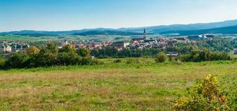 Stad Levoca Royaltyfria Foton