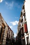 Stad lhasa Arkivbild