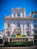 stad lisbon Royaltyfri Fotografi