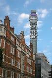 stad london Arkivbild