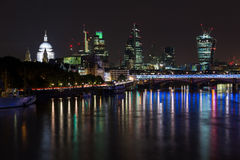 stad london Arkivbilder