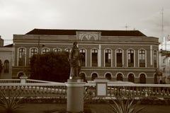 stad manaus Arkivbilder