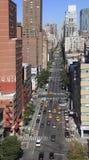 stad manhattan New York Royaltyfri Fotografi