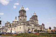 stad mexico Royaltyfri Foto
