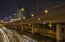 stad moderna shanghai Royaltyfria Bilder