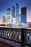 stad moscow arkivbilder