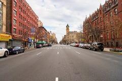 stad New York Arkivfoto