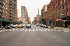 stad New York Royaltyfria Bilder
