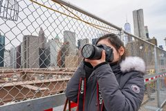 stad New York Royaltyfri Fotografi