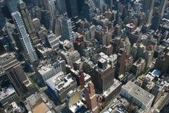 stad New York Arkivfoton