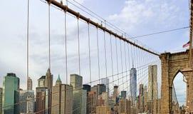 stad New York Royaltyfri Bild
