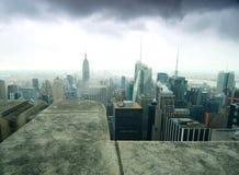 stad New York Fotografering för Bildbyråer