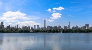 Stad New York Royalty-vrije Stock Afbeelding