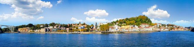 stad oporto portugal Royaltyfri Bild