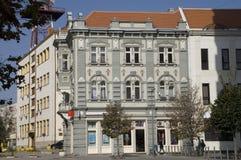 Stad Palace Royaltyfri Bild