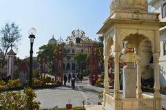 Stad Palace Royaltyfri Foto
