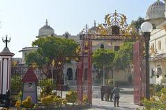 Stad Palace Arkivbild