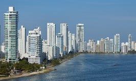 stad panama Fotografering för Bildbyråer