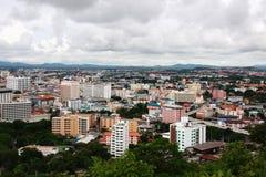 stad pattaya thailand Royaltyfria Foton