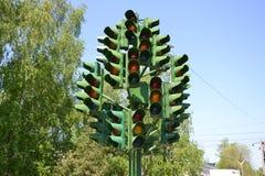 Stad Penza Vector illustratie Stock Foto
