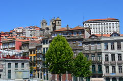 stad porto Royaltyfri Bild