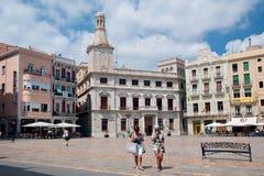 Reus, Spanje Stock Afbeelding