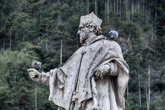 Stad Riva del Garda, Italien Royaltyfria Foton