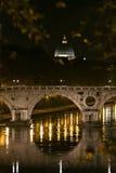 stad rome vatican Royaltyfri Fotografi