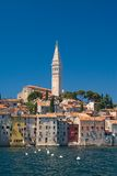 Stad Rovinj, Kroatië Stock Fotografie