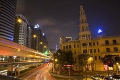 Stad Shanghai Arkivfoton