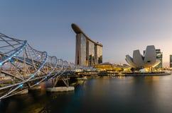 stad singapore royaltyfria bilder