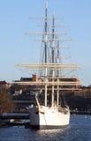 stad stockholm arkivfoto