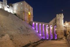 Stad van Alepo Royalty-vrije Stock Afbeeldingen