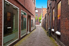 Stad van Amersfoort Stock Foto