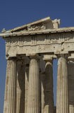 Stad van Athenes Stock Foto's