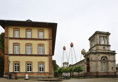 Stad van baden-Baden, Duitsland 01 Royalty-vrije Stock Foto
