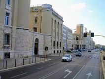 Stad van Bari, Italië stock afbeeldingen