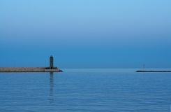Stad van Bari - Italië Stock Afbeeldingen
