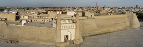 Stad van Boukhara royalty-vrije stock foto