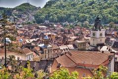 Stad van Brasov, Roemenië Royalty-vrije Stock Fotografie