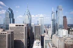 Stad van Broederlijke Liefde Philadelphia, de Staat van Pennsylvania Bezoek Verenigde Staten - het ` s mooi royalty-vrije stock afbeelding