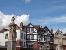 Stad van Canterbury Stock Fotografie