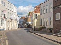 Stad van Canterbury royalty-vrije stock foto