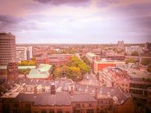 Stad van Coventry royalty-vrije stock afbeeldingen