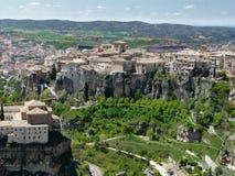 Stad van Cuenca in Spanje Royalty-vrije Stock Fotografie