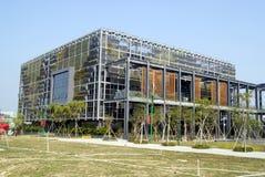 Stad van de Shenzhen longgang de internationale lage koolstof, in China royalty-vrije stock foto's
