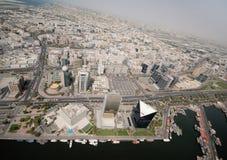 Stad van Deira Royalty-vrije Stock Foto's