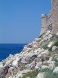 Stad van Dubrovnik royalty-vrije stock afbeelding