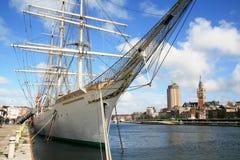 Stad van Dunkirk (Duinkerke) Royalty-vrije Stock Fotografie