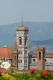 Stad van Florence Royalty-vrije Stock Fotografie